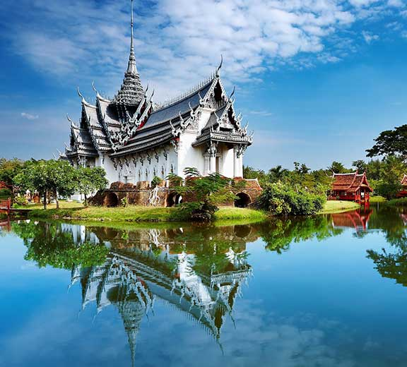 Le charme du voyage à Thaïlande