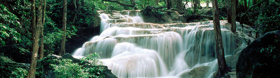 le paysage ravissant thaïlandais