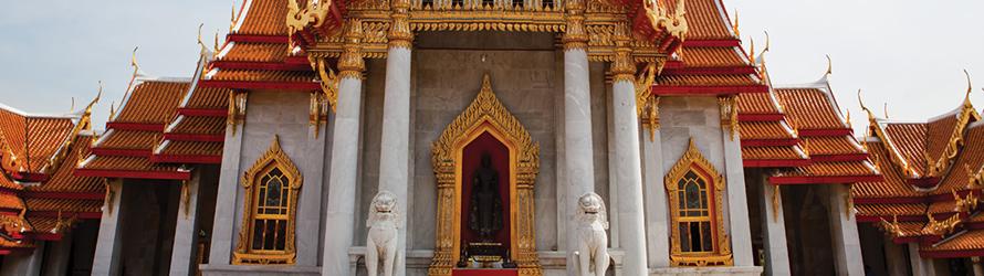 la Thaïlande est une destination culturelle