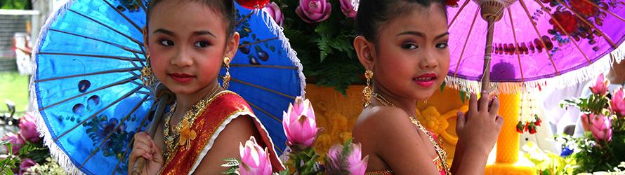 les cotumes thaïlandaises