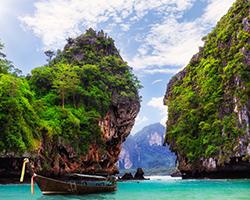 circuit en thailande