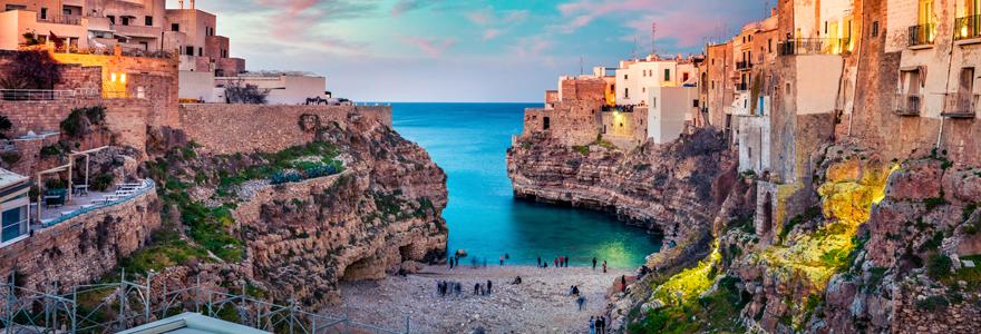 Réserver un voyage organisé en Italie